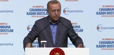 Başkan Erdoğan'dan sert mesaj! O zalimler asla unutulmayacaktır!