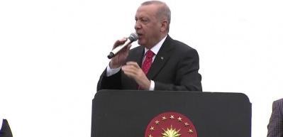 Başkan Erdoğan'dan tokat gibi cevap!