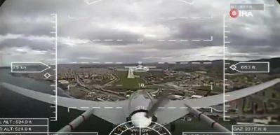 Bayraktar Deniz Kuvvetleri için uçmaya başladı