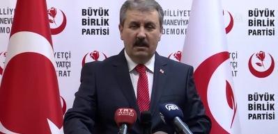 BBP AK Parti listesinden çekilecek mi? Cevap geldi
