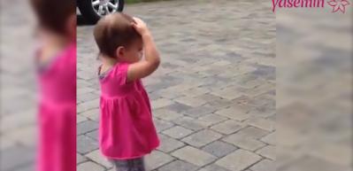 Bebeklerin en komik halleri