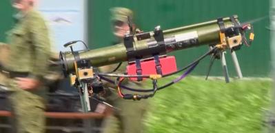 Belarus'tan roketatarlı drone