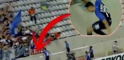 Benjamin Kololli'nin gol sevinci korkulu anlar yaşattı!