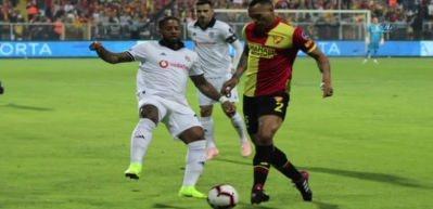 Beşiktaş 'Göz'e geldi