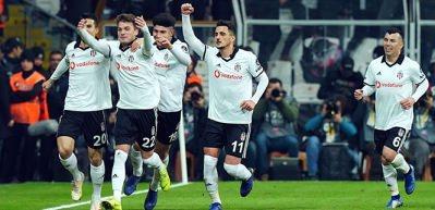 Beşiktaş zirve yarışında 'VAR'