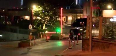 Beşiktaş'ta lüks otelde terör operasyonu...