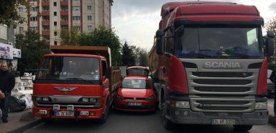 Beşiktaş'ta garip kaza! İnadın sonu kötü bitti