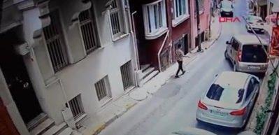 Beyoğlu'nda kapkaç dehşeti