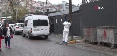 Beyoğlu'nda yabancı uyruklu şahıs inşaat alanında ölü bulundu