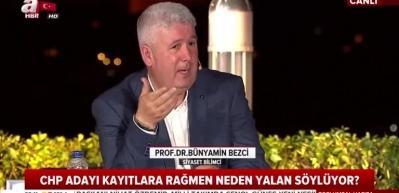 Bezci: 'CHP adayı kayıtlara rağmen neden yalan söylüyor?'