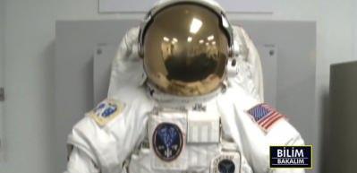 Bilim Bakalım - Uzayda yaşam!