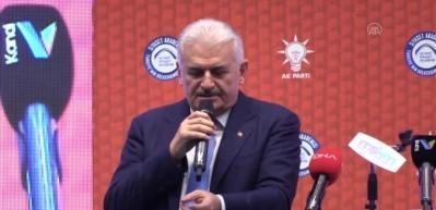 """Binali Yıldırım: """"AK Parti siyasetinde, 'küstüm, başkalarının kayığına bineyim', olmaz"""