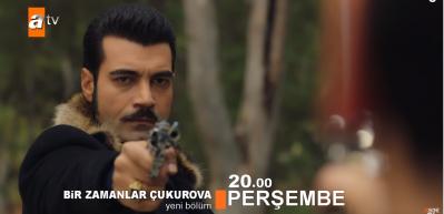Bir Zamanlar Çukurova 14.bölüm 2.fragmanı yayınlandı!