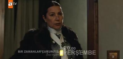 Bir Zamanlar Çukurova 17.bölüm fragmanı yayınlandı!
