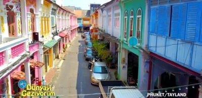 Birden fazla kültürün hakim olduğu Phuket'in konuşan tarihi- Eski Phuket