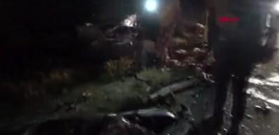Birecik'te otomobiller çarpıştı: 6 yaralı