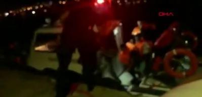 Bodrum'da 14 göçmen yakalandı