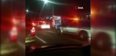 Brezilya'da rehine krizi! Silahıyla otobüsteki 17 yolcuyu rehin aldı