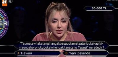 Bu soru en çok Murat Yıldırım'ı zorladı!