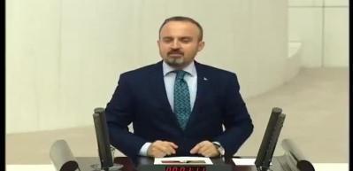 Bülent Turan'dan CHP'lilere tokat gibi yanıt!