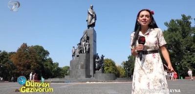 Burada yeşilin her tonu var. Ukrayna Kharkiv'de 19. yüzyıldan kalma Shevchenko Botanik Parkı