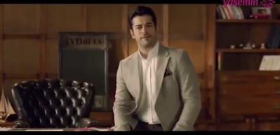 Burak Özçivit'in Özbekistan'da çektiği reklam filmi