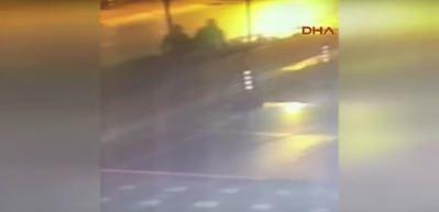Bursa'da 3 hırsızlık şüphelisi kameradan yakalandı