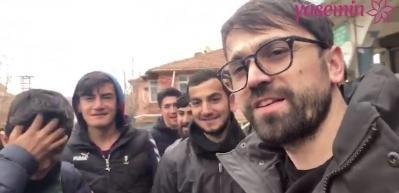 Buse Terim'den Elazığ'daki gencin isteğini geri çevirmedi!