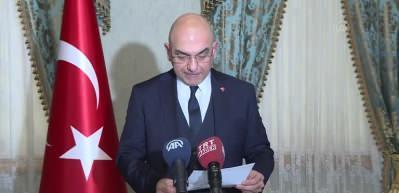 Büyükelçi Ozan Ceyhun, hakkındaki iddiaları yanıtladı