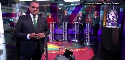 Başbakanı canlı yayında erittiler! Televizyonlarını açanlar şok oldu