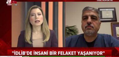 Canlı yayında çarpıcı sözler: Suriye kasabını Türkiye durduracak