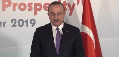 Çavuşoğlu: Afganistan, Türkiye'ye ihtiyaç duyduğu sürece oradayız