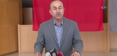 Çavuşoğlu'ndan 'Menbiç' açıklaması