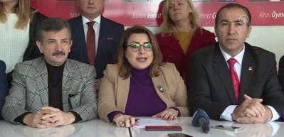 CHP aday adayları arasında gerginlik