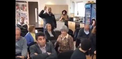CHP Londra ofisinde büyük skandal!