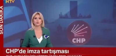 CHP'de imza krizi! Yeterli sayıya ulaşılamadı