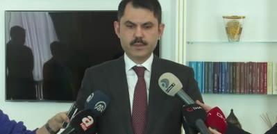 CHP'li Özgür Özel'e Bakan Kurum'dan tokat gibi cevap