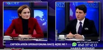 CHP'li terörist sevici Kaftancıoğlu yine şaşırtmadı!