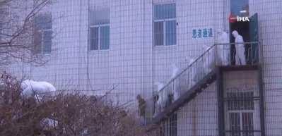 Çin'de salgından ölenlerin sayısı 2 bini geçti