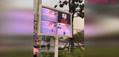 Çin'de trafik kurallarını çiğneyenlere bakın ne yapıyorlar
