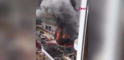 Çin'de yangın faciası: Çok sayıda ölü ve yaralı var