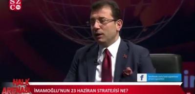 CNN Türk ve Ahmet Hakan'dan 'İmamoğlu' açıklaması! Fena çuvalladı
