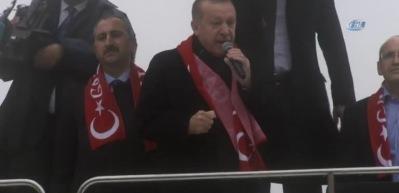 Cumhurbaşkanı Erdoğan ABD'ye çağrı yaptı