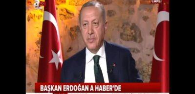 Cumhurbaşkanı Erdoğan: Aşk ile koşan yorulmaz