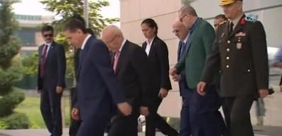 Cumhurbaşkanı Erdoğan Bosna'ya gitti