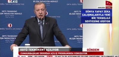 Cumhurbaşkanı Erdoğan: Bu benim elimde değil