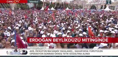 Cumhurbaşkanı Erdoğan: Çıkmış fizik öğretmeniyim diyor, ee ne olmuş