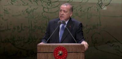 Cumhurbaşkanı Erdoğan: 'Geri adım yok sonuna kadar'