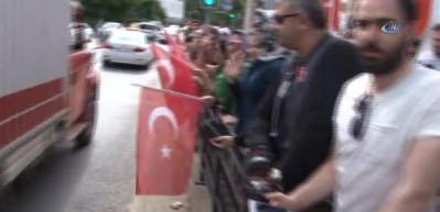 Cumhurbaşkanı Erdoğan Kısıklı'dan ayrıldı