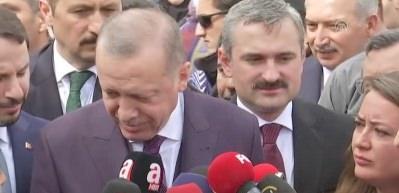 Cumhurbaşkanı Erdoğan kritik tarihi açıkladı